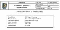 Download RPP Pemanduan Perjalanan Wisata