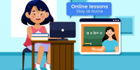 Download Rencana Pelaksanaan Pembelajaran Daring Kelas 1