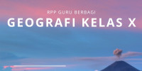 Download RPP GEOGRAFI SEMESTER I