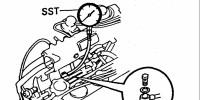 Menguji pompa bahan bakar EFI