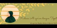 Kubaca Al-qur'an dengan tepat (Pertemuan 1)