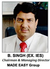 B. Singh (Ex. IES)