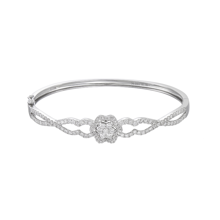 Habib Jewels - Diamond Bangle