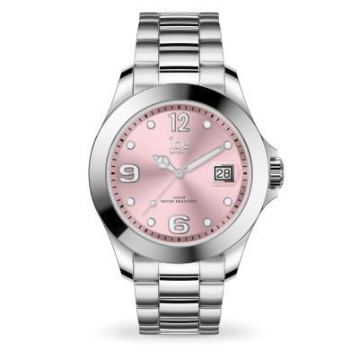 classic - Light Pink Silver