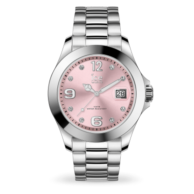 classic - Light Pink Silver - Stones