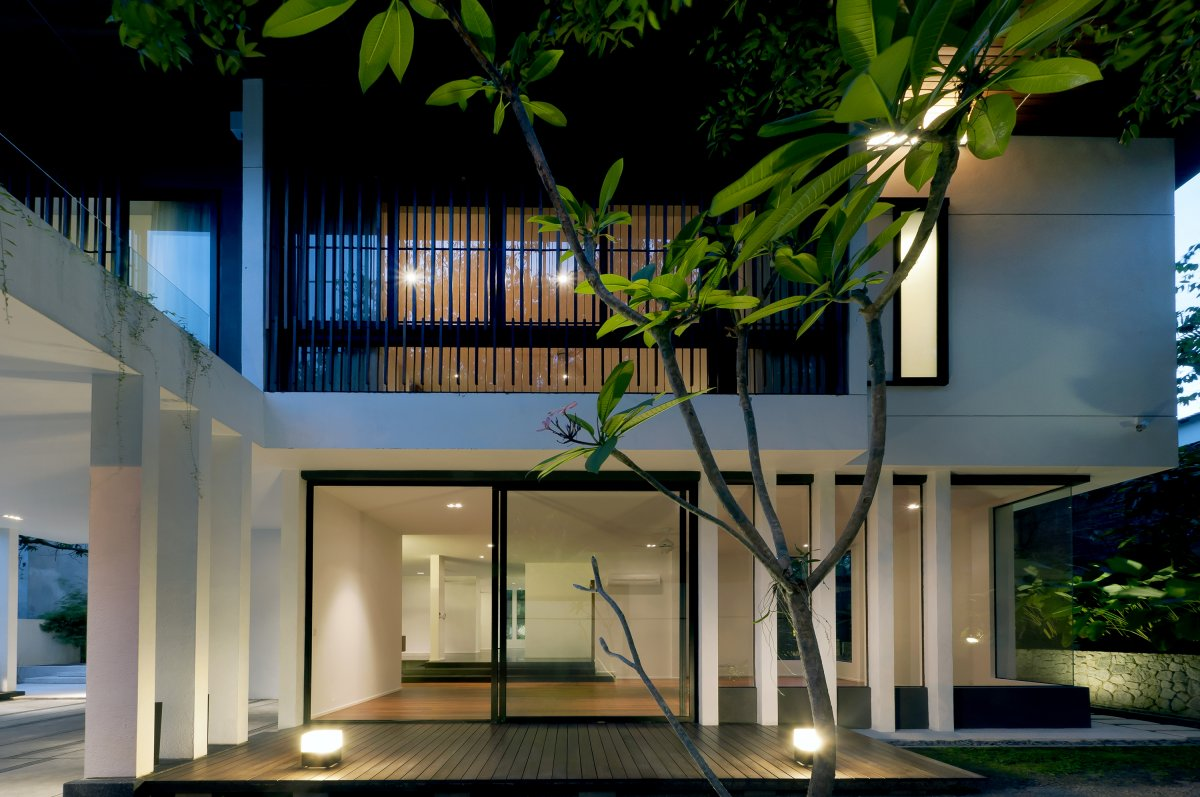 Hijauan house by 29 design for Best house design malaysia