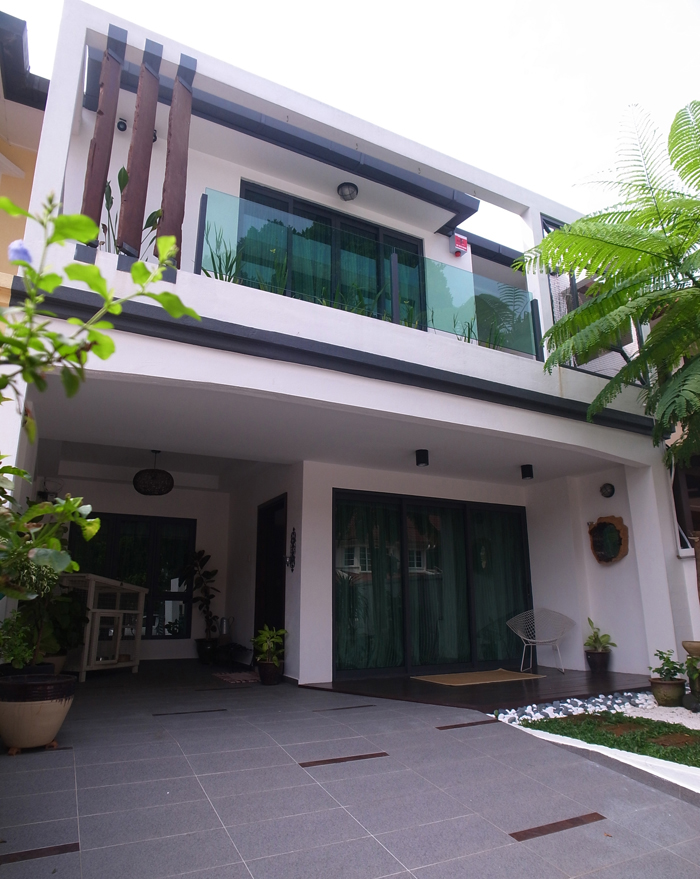Modern modern house design in malaysia bungalow designs for Home design ideas malaysia