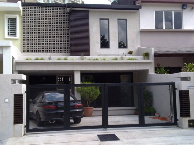 Damansara Kim Home Revitalised By JPHomes