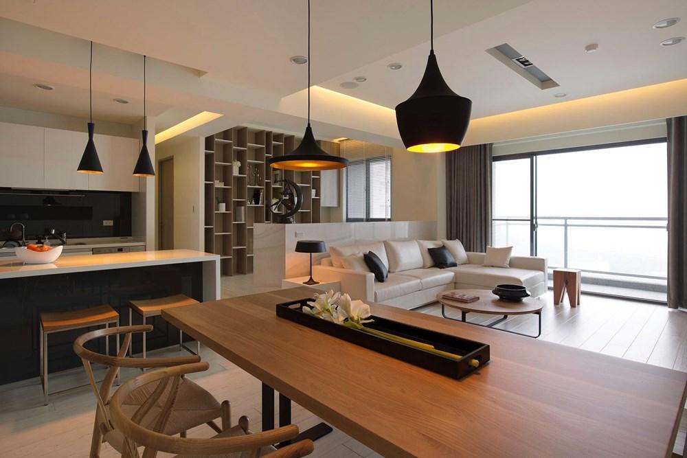open plan apartment design by fertility design - Open Apartment Design