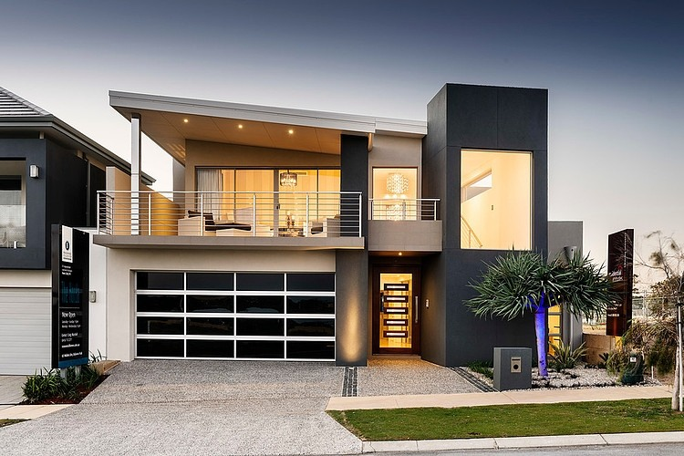 Interesting Home Design In Perth