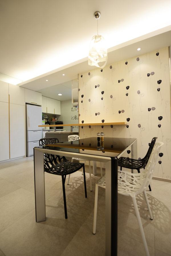 Modern Hong Kong Apartment By Moderne