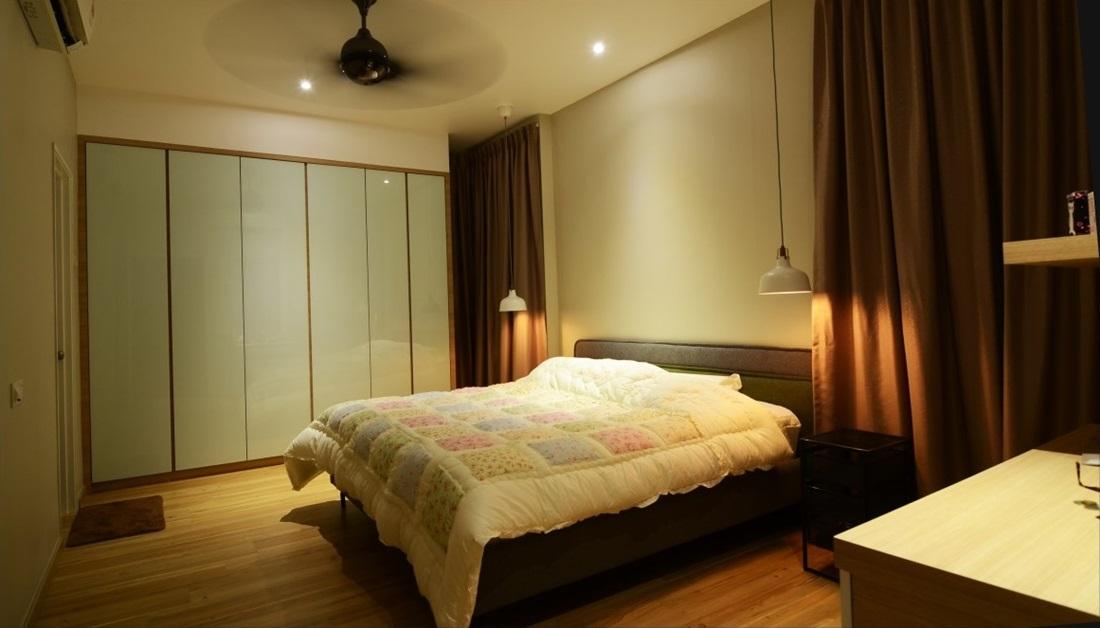 Warm Yet Soothing Dahlia Park Condominium Interior Design By Jgiconcept