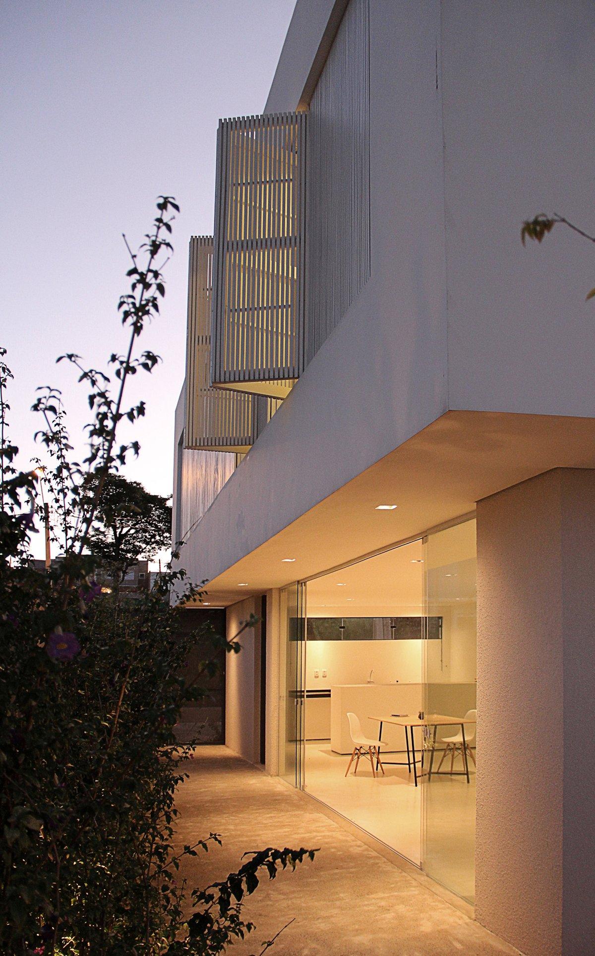 Minimalist Designed Sorocaba House By Estudio BRA Arquitetura