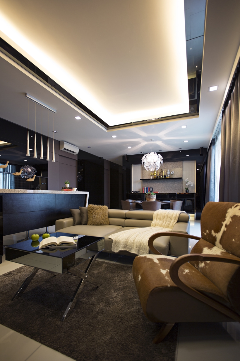 Soothing Urban Living Space Created In Bukit Jalil By Tdi