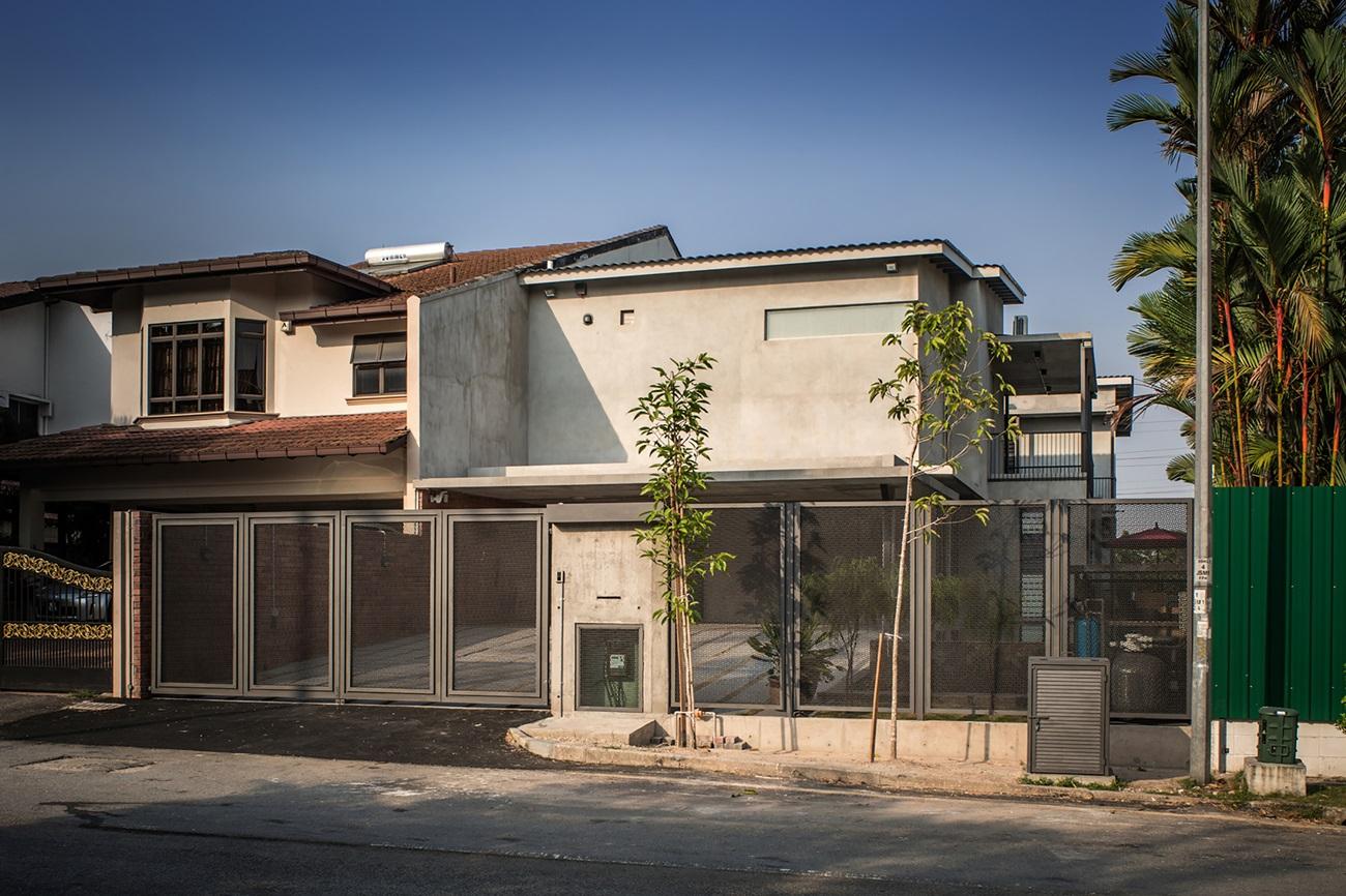 Vermani House In Kuala Lumpur By Eleena Jamil Architect