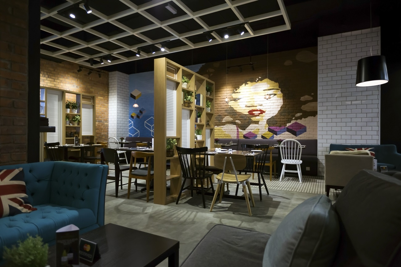 TDi infuses a sense of personality in D Empire Brasserie