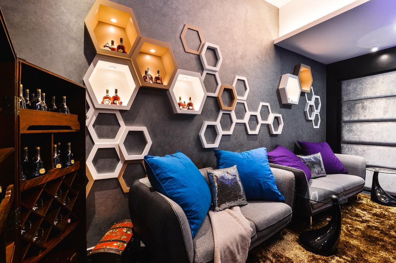 Avant Garde Cheras Idaman Home Designed By X Two Concept