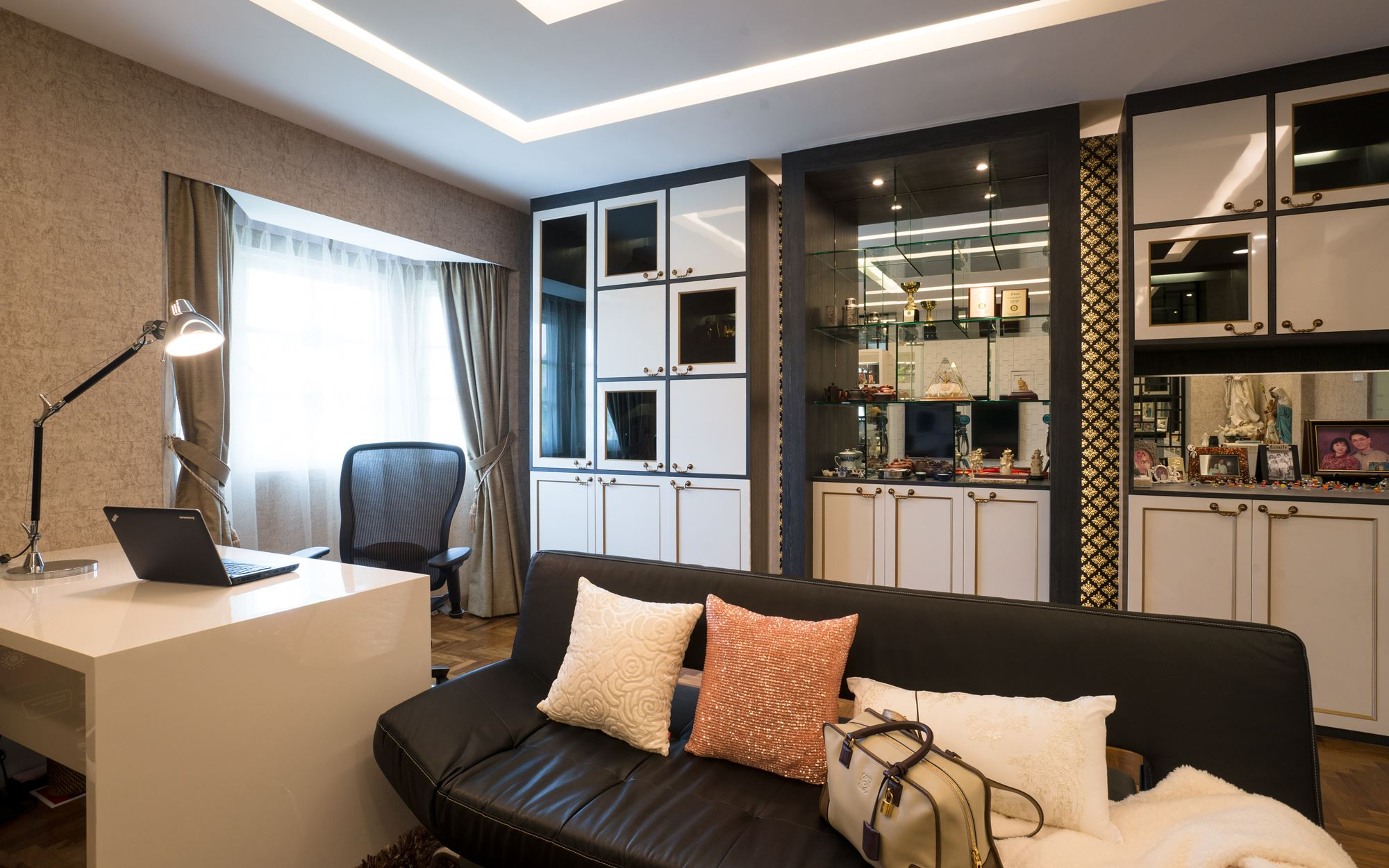 Luxur Designs Spaces That Exude A Feeling Of Classic Luxury