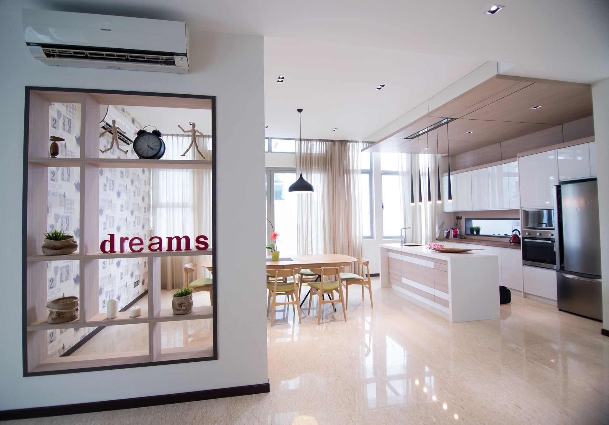 Creating a space that exudes comfort for a Villa Laman Cahaya home ...