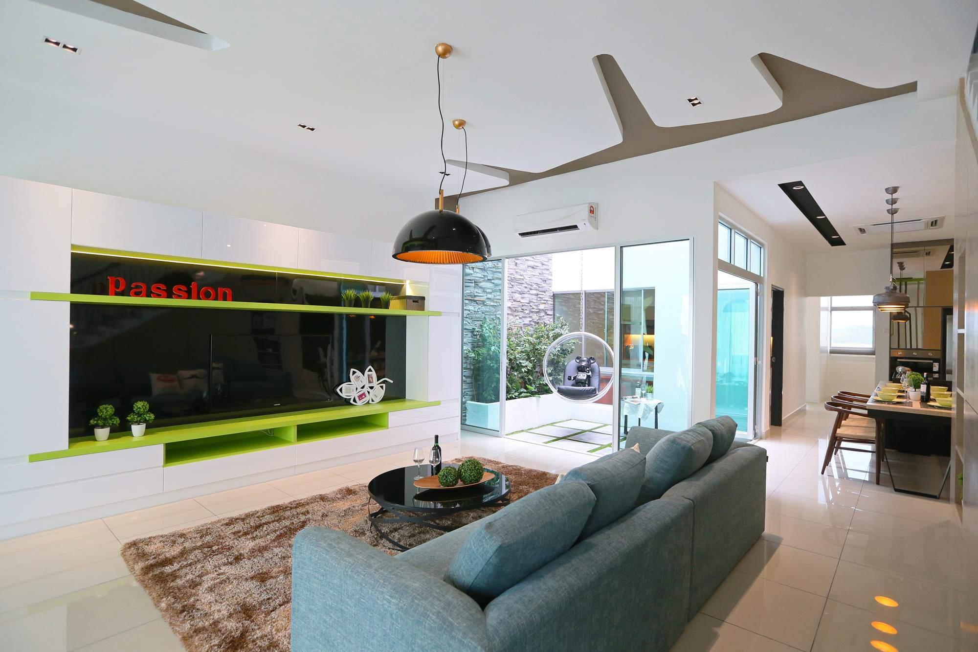 IJM Land Rimbun Vista Show Unit Interior Design By Nu Infinity.