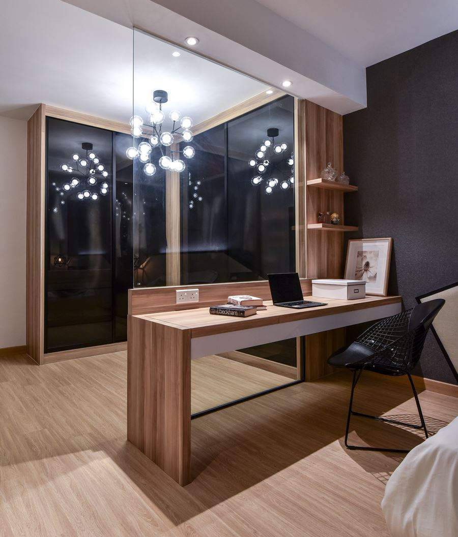Moonlit Inspiration Sdn Bhd: Contemporary Twist For A Bandar Kinrara Terrace House By