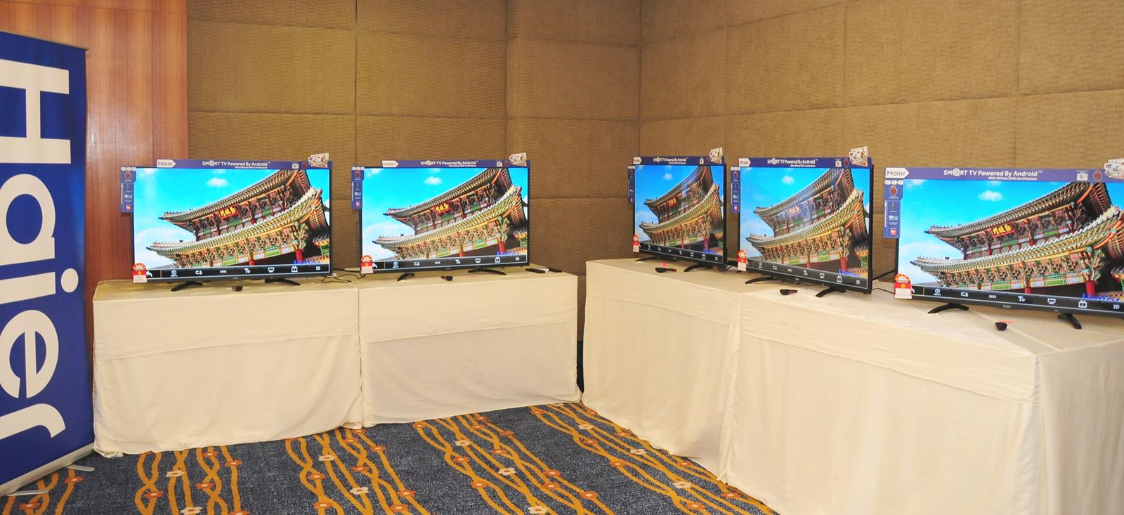 Haier launches U5000 Smart TV for Malaysian homes