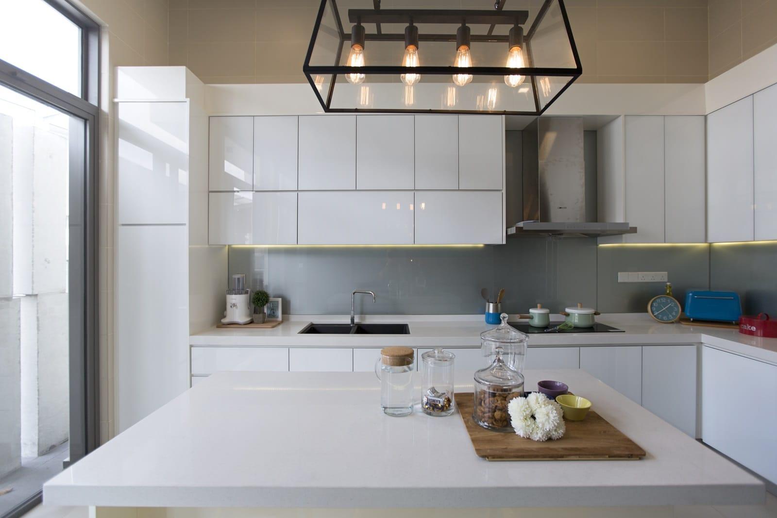 Modern Scandinavian Home In Desa Parkcity Designed To