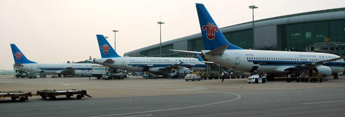Guangzhou airport china browse info on guangzhou airport - China southern airlines london office ...