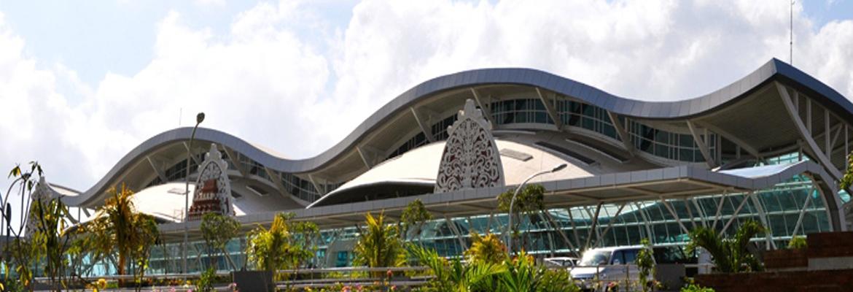 Terminal Internasional Bandara Ngurah Rai, Denpasar, Bali