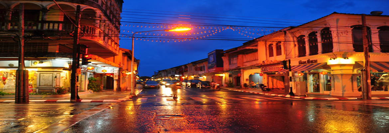 Old Phuket Town , Phuket-town  HalalTrip