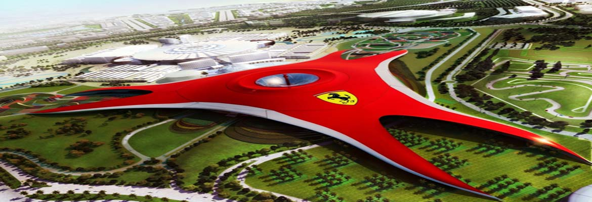 ferrari world abu dhabi halaltrip. Black Bedroom Furniture Sets. Home Design Ideas