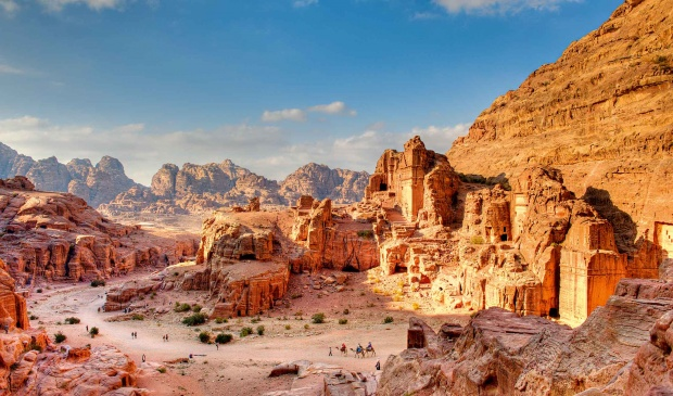 Islamic Tour of Jordan