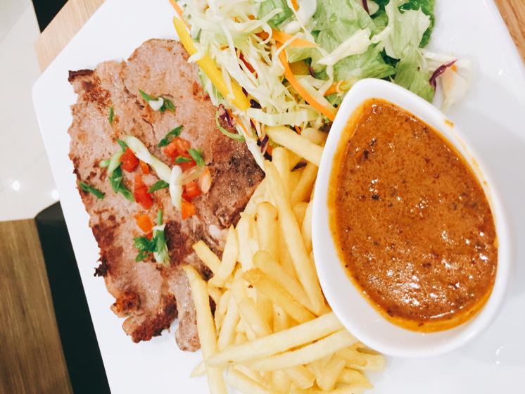 Yana Restaurant Halal Food Mbk Bangkok Thailand Bangkok Thailand