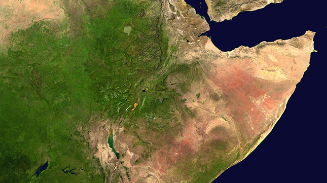Horn of Africa Overview