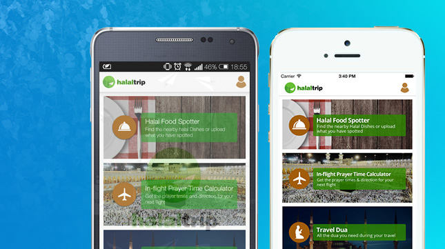 HalalTrip Launches New Mobile App for Muslim Food lovers