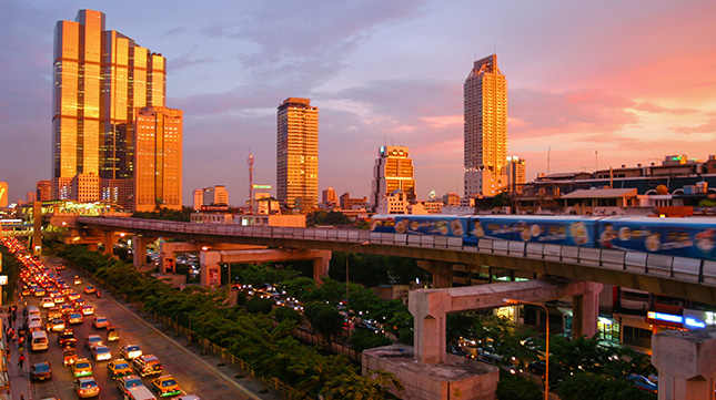 A Weekend Getaway in Bangkok - The City of Angels, Thailand