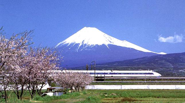 The Shinkansen Japan