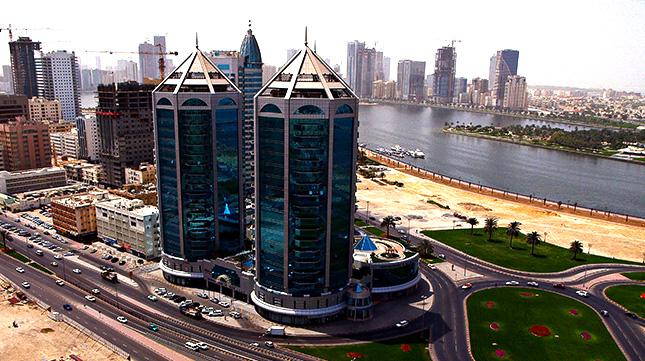 A Weekend Getaway - Sharjah