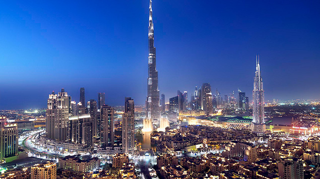 A Weekend Getaway to Dubai