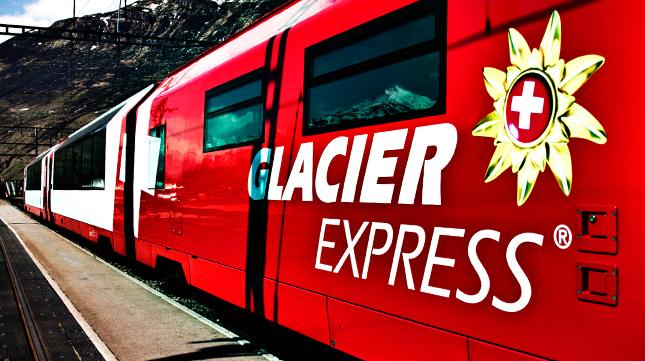 Glacier Express - Switzerland