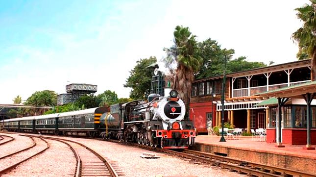 Rovos Rail - South Africa