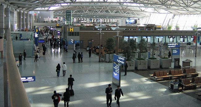 Muslim-Friendly Facilities at Incheon International Airport