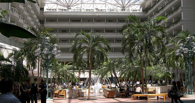 What Florida's Orlando International Airport can Offer Muslim Travellers
