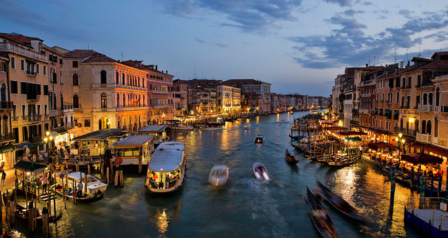Exploring Venice's Grand Canal