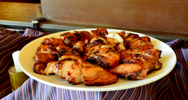 Grilled chicken. Looks so tempting right?