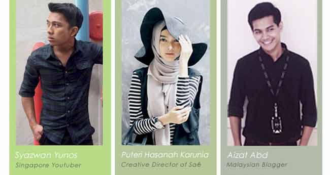 Follow Aizat, Puteri & Syazwan as they HalalTrip to Philippines this weekend!