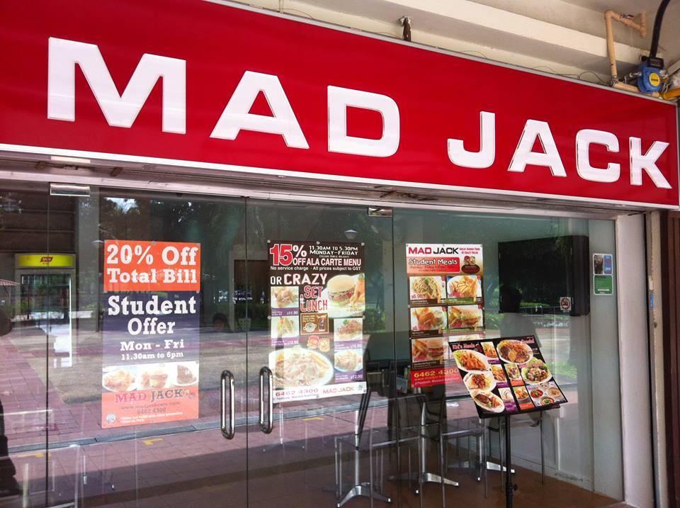 mad jack serangoon singapore