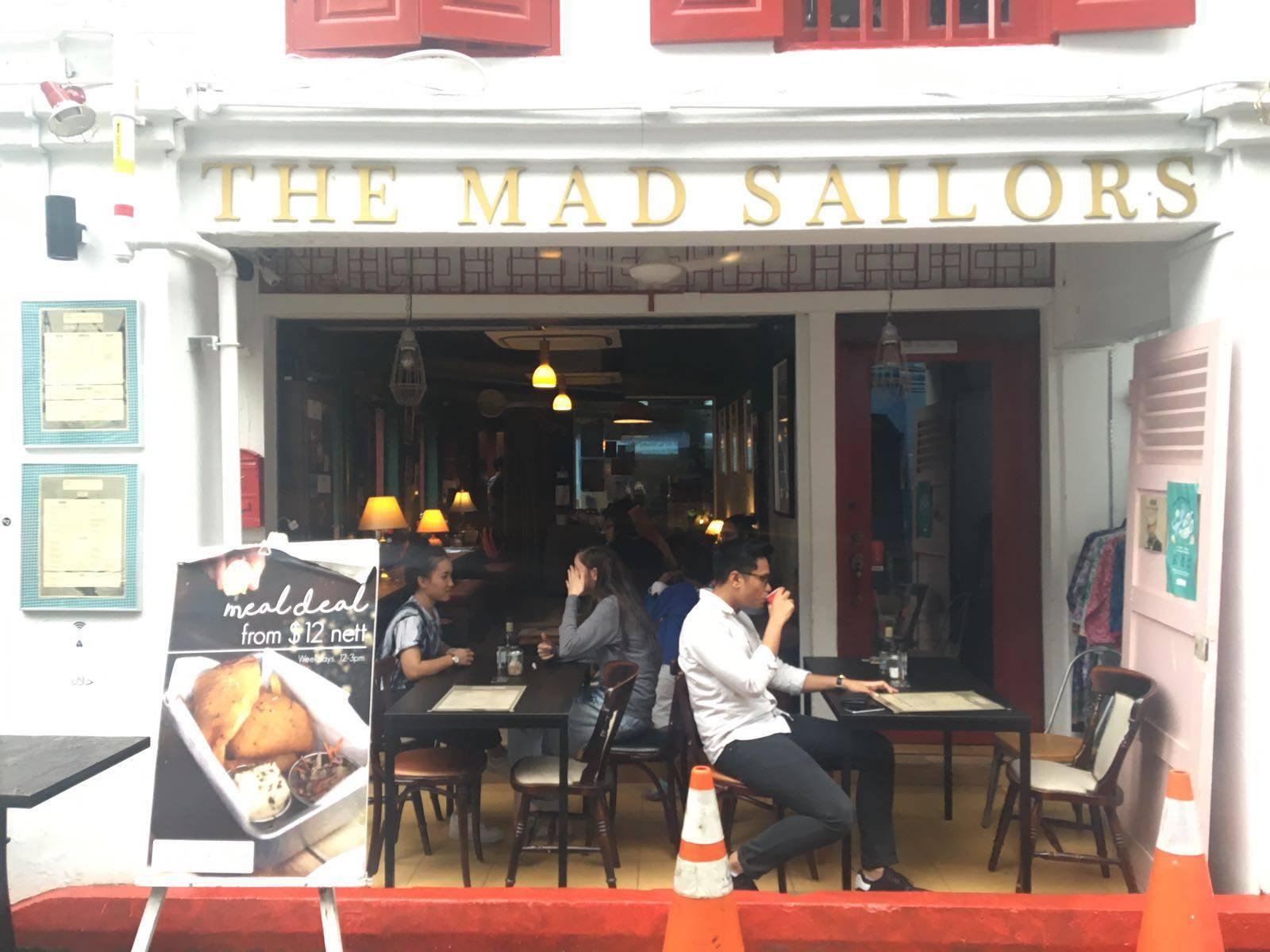 mad sailor arab street singapore