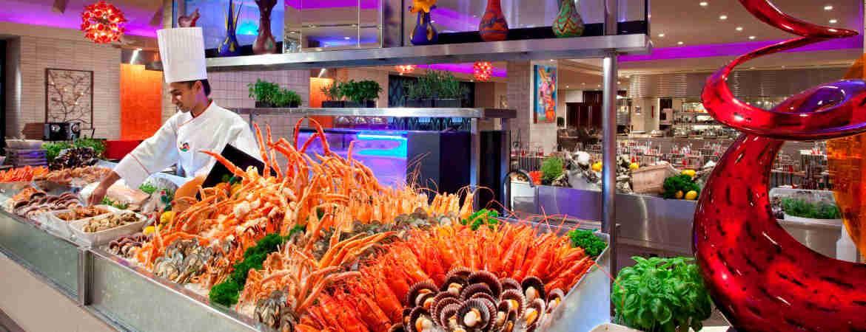 carousel buffet
