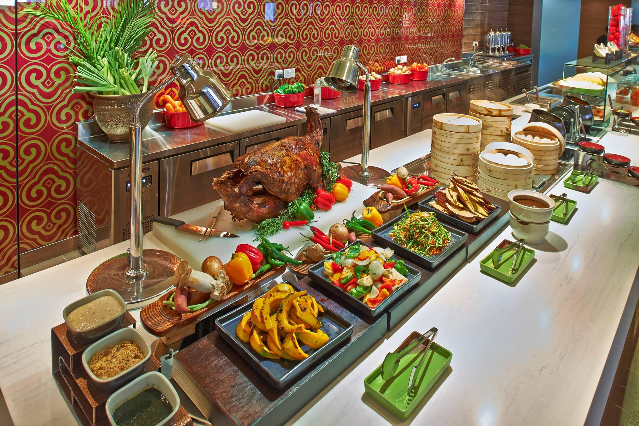 The best halal buffets in singapore hotels for Restaurant halal paris 10